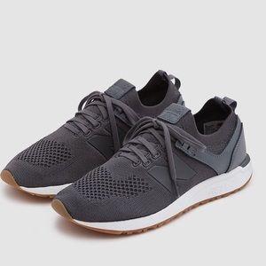 New Balance 24/7 Decon Sock Sneaker Grey 9